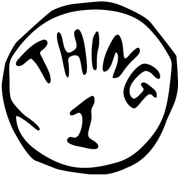 thing 1 svg #29, Download drawings