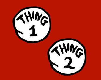thing 1 svg #33, Download drawings