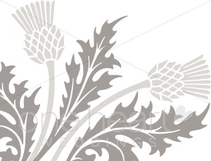 Thistle clipart #11, Download drawings