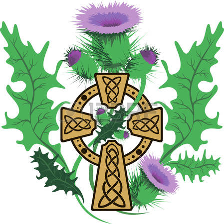 Thistle clipart #15, Download drawings