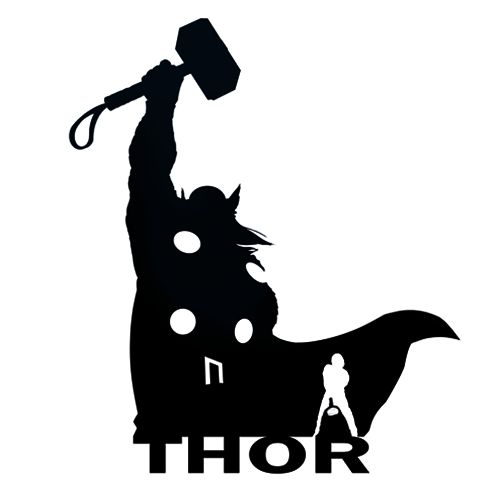 Thor svg #17, Download drawings