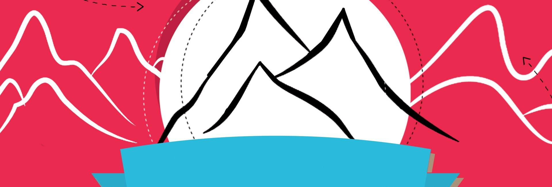 Three Peaks clipart #5, Download drawings