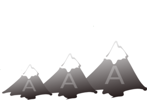 Three Peaks clipart #4, Download drawings