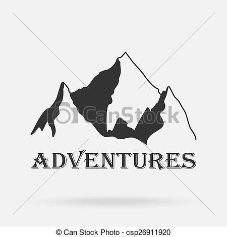 Three Peaks clipart #18, Download drawings