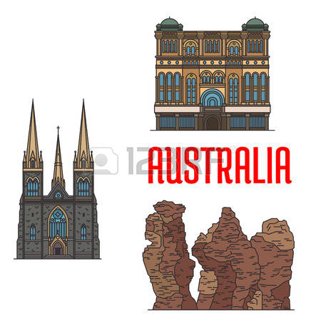 Three Sisters (Australia) clipart #3, Download drawings