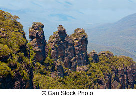 Three Sisters (Australia) clipart #2, Download drawings