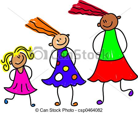 Three Sisters clipart #19, Download drawings