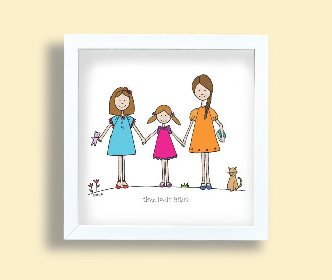 Three Sisters clipart #20, Download drawings