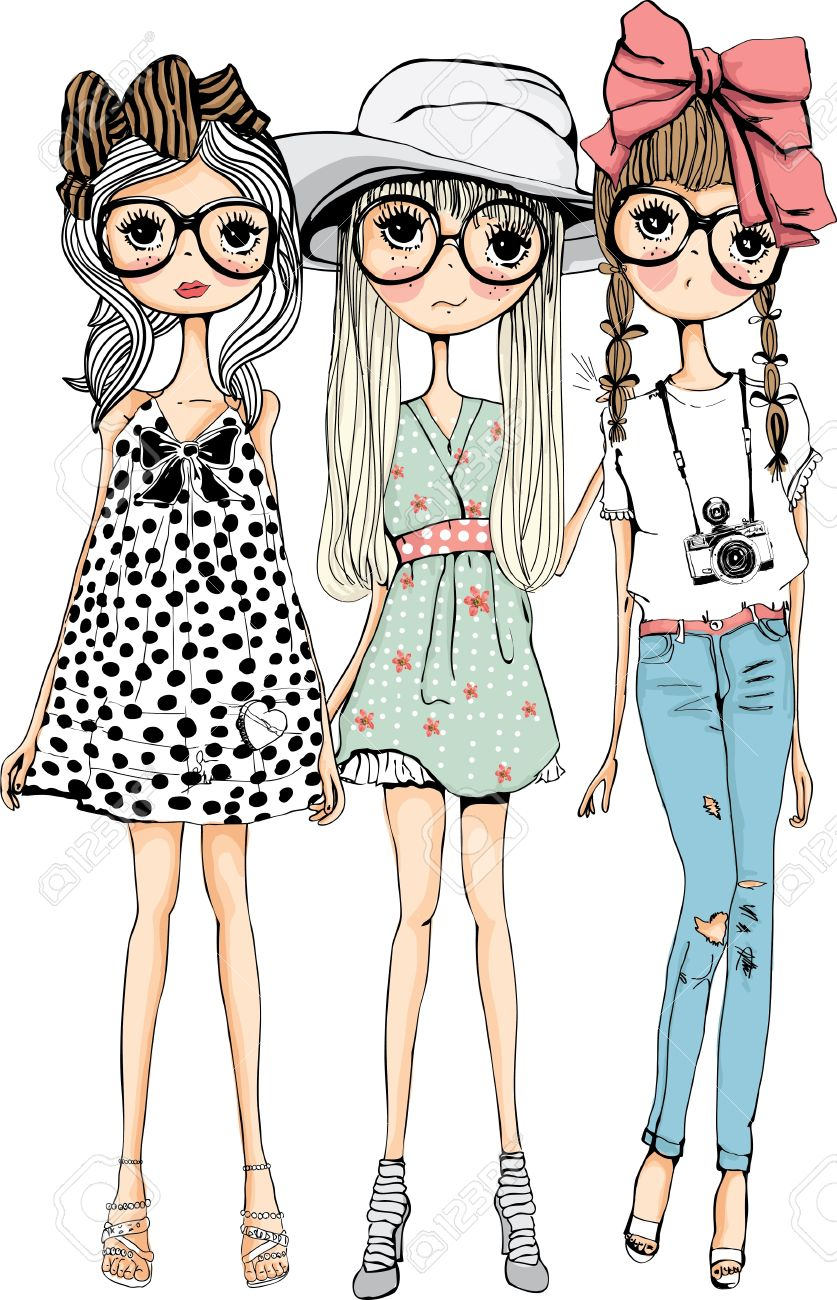 Three Sisters clipart #10, Download drawings