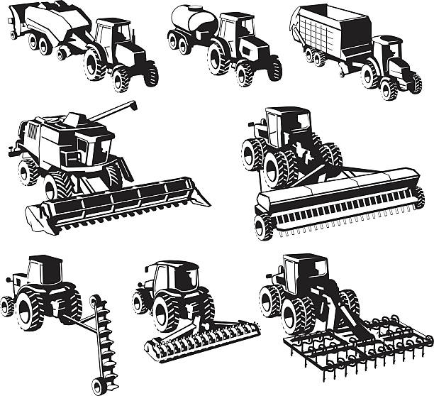 Thresher clipart #11, Download drawings