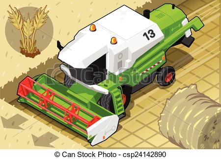 Thresher clipart #9, Download drawings