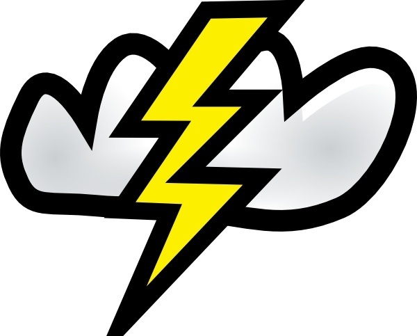 Thunder Storm clipart #7, Download drawings