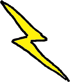 Thunder clipart #18, Download drawings
