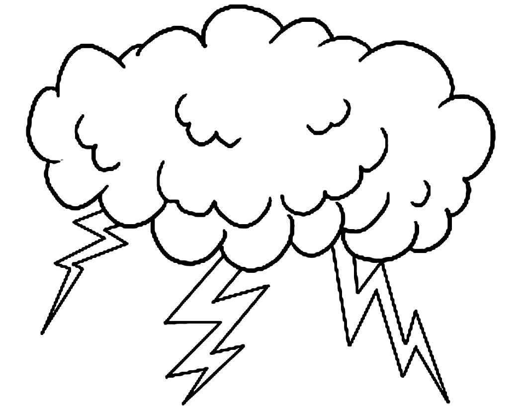 Storm coloring #4, Download drawings
