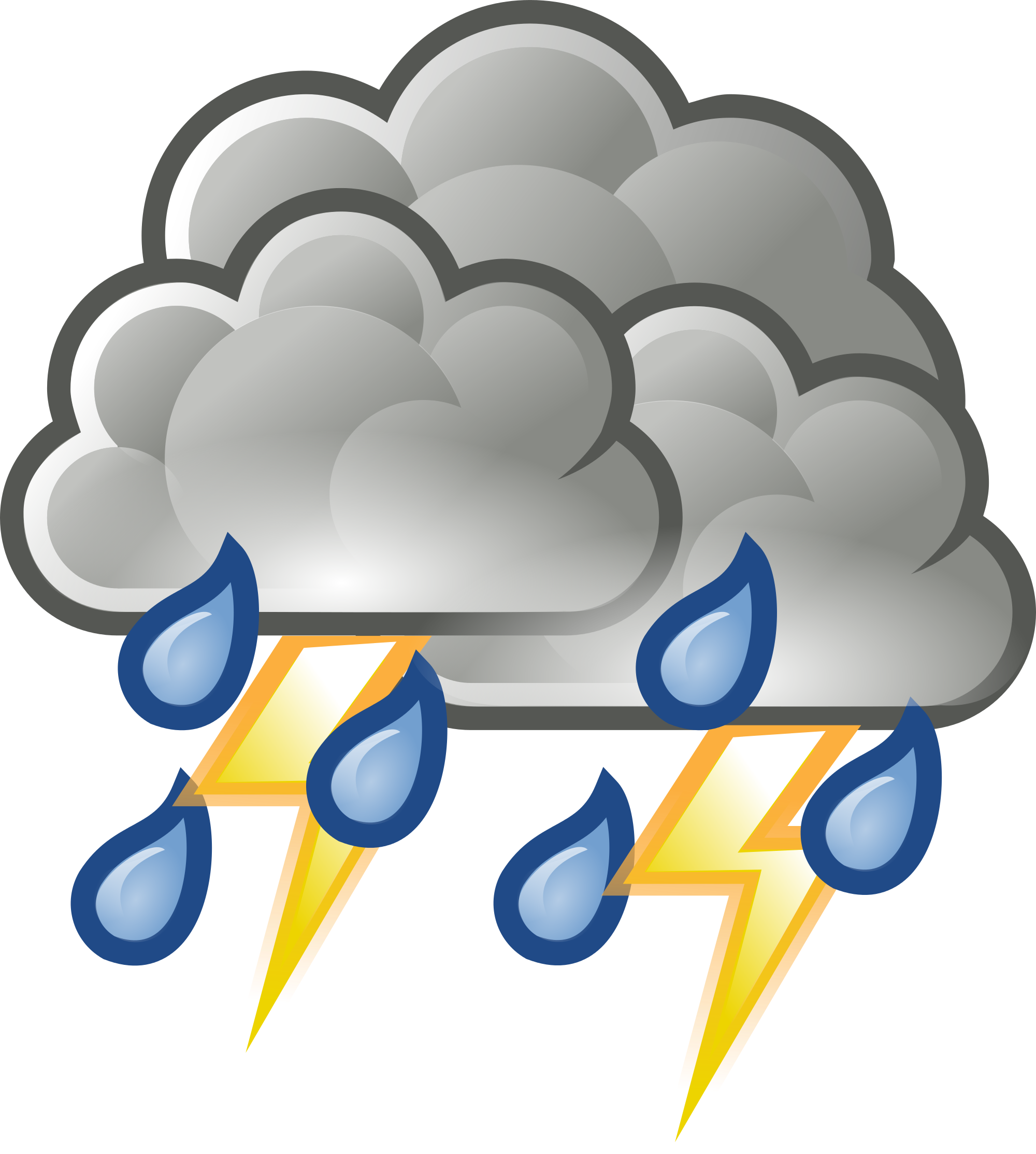 Thunder Storm clipart #20, Download drawings