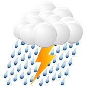 Thunder Storm clipart #6, Download drawings