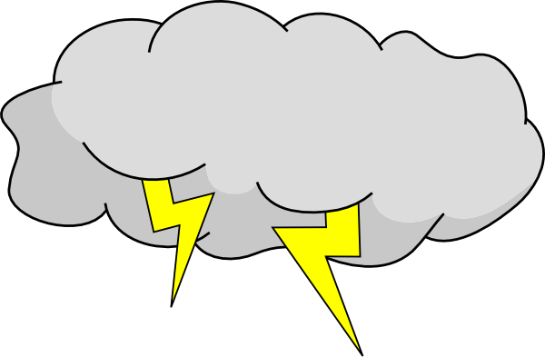 Thunder Storm clipart #15, Download drawings