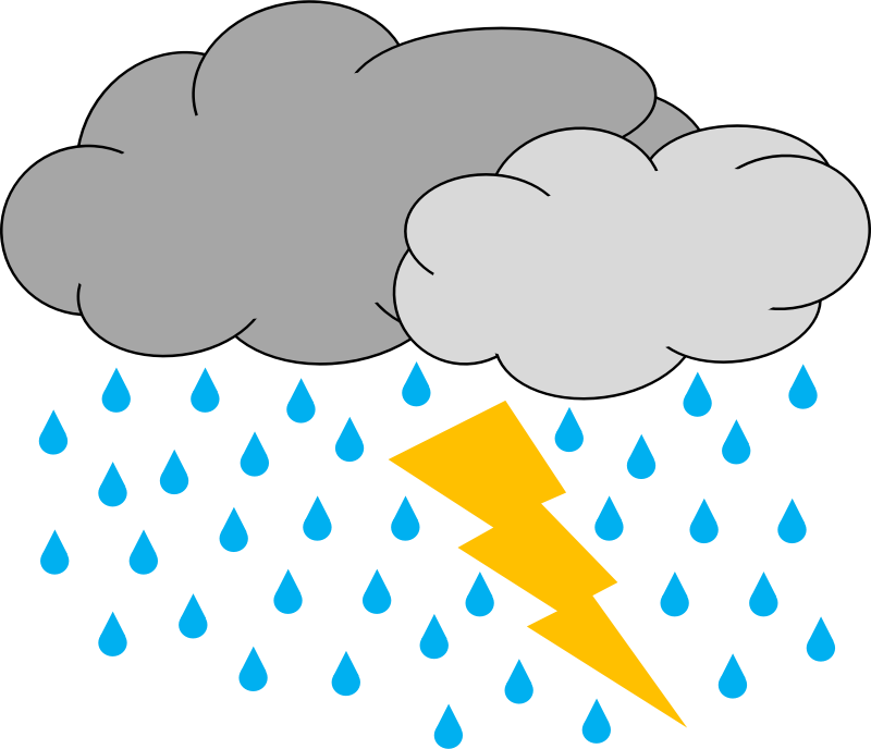 Thunder Storm clipart #8, Download drawings