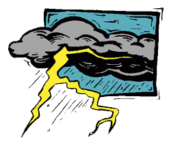 Thunder Storm clipart #4, Download drawings