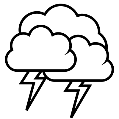 Thunder Storm clipart #12, Download drawings