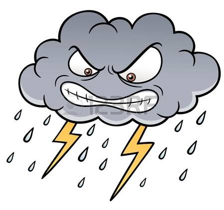 Thunderstorm clipart #1, Download drawings