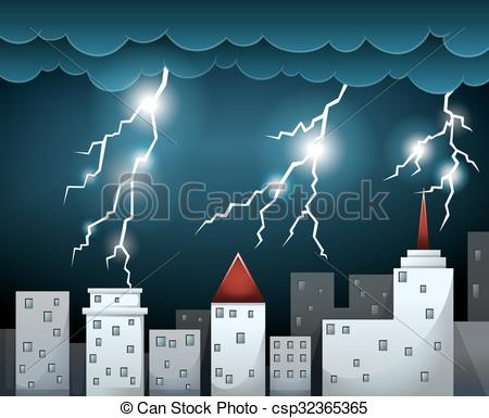 Thunderstorm clipart #4, Download drawings