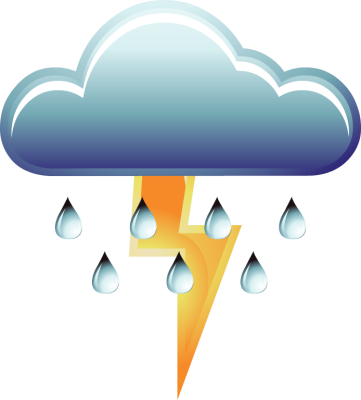 Thunderstorm clipart #11, Download drawings