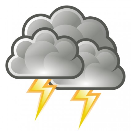 Thunderstorm clipart #17, Download drawings