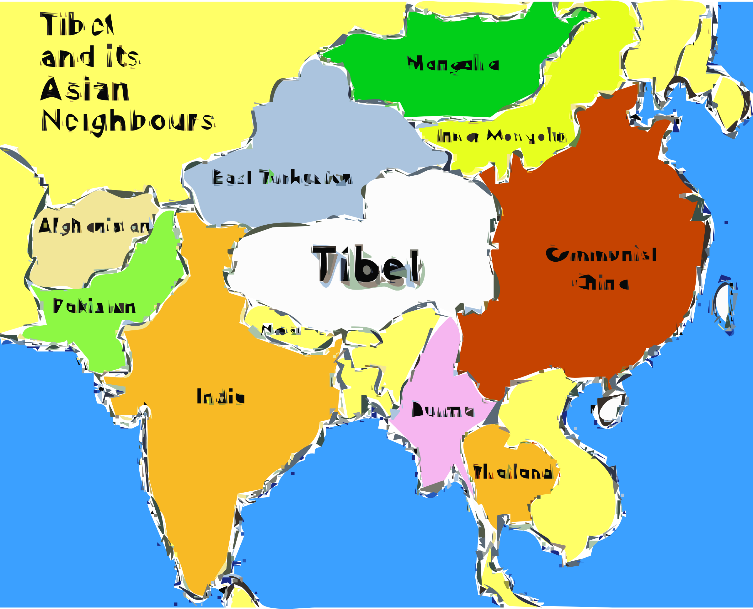 Tibet clipart #6, Download drawings
