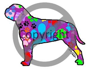 Tibetan Mastiff clipart #7, Download drawings