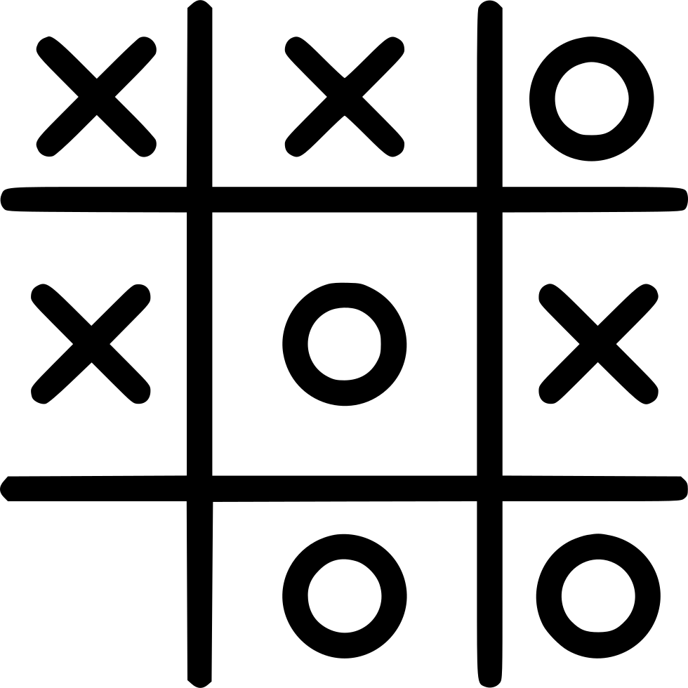 tic tac toe svg #1029, Download drawings