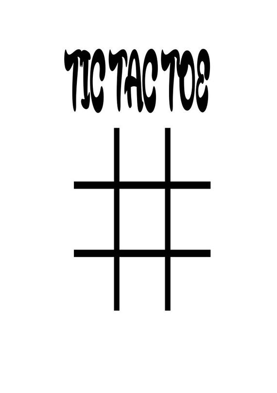 tic tac toe svg #1025, Download drawings