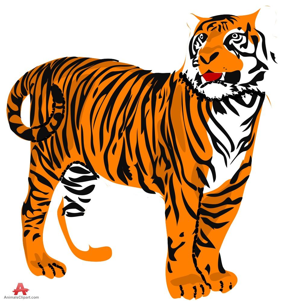 Sumatran Tiger clipart #8, Download drawings