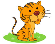 Tiger clipart #14, Download drawings