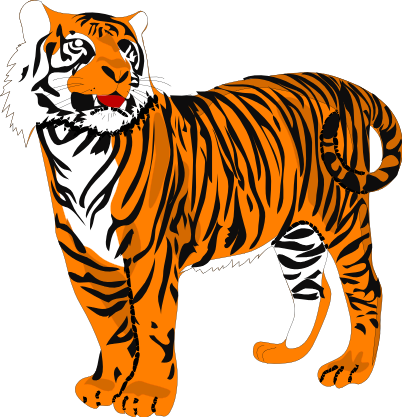 Tiiger clipart #16, Download drawings
