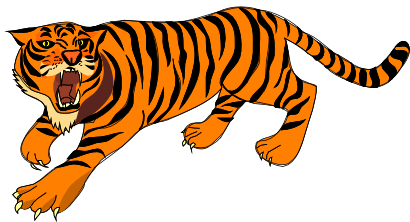 Tiiger clipart #20, Download drawings