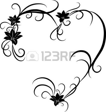 Tiger Lily clipart #7, Download drawings