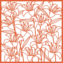 Tiger Lily svg #11, Download drawings