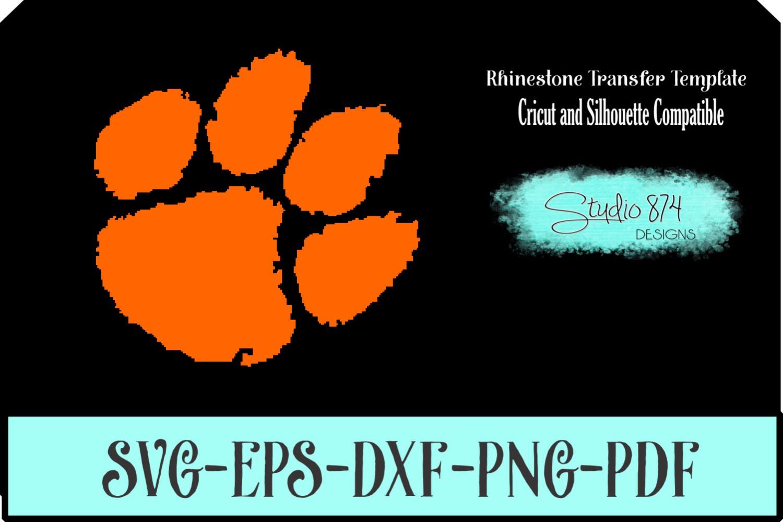 tiger paw svg #593, Download drawings
