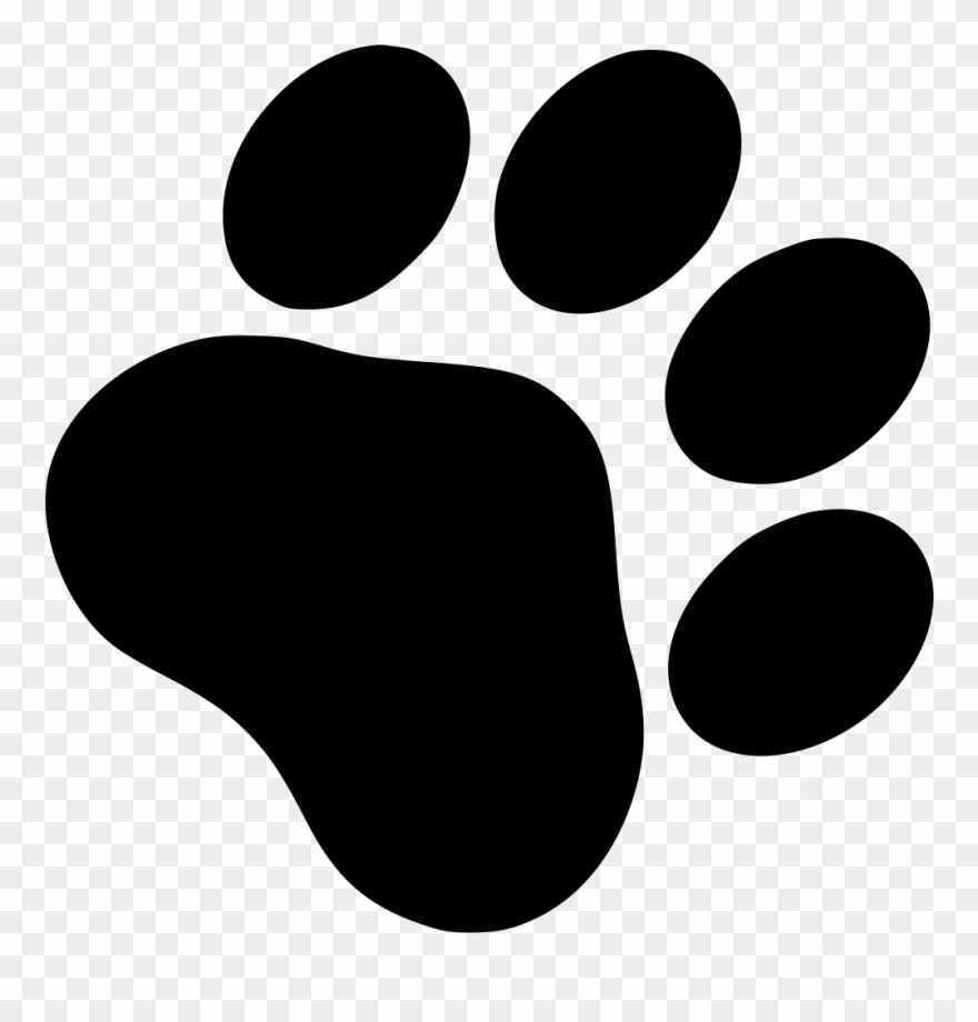 tiger paw svg #608, Download drawings