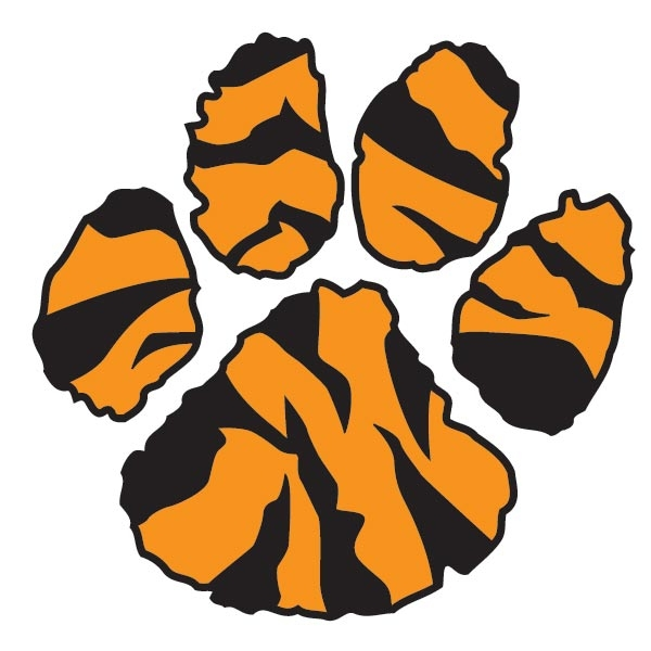 Tiger Print clipart #10, Download drawings