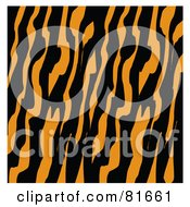 Tiger Print clipart #17, Download drawings