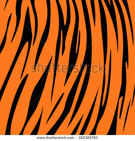 Tiger Print clipart #18, Download drawings