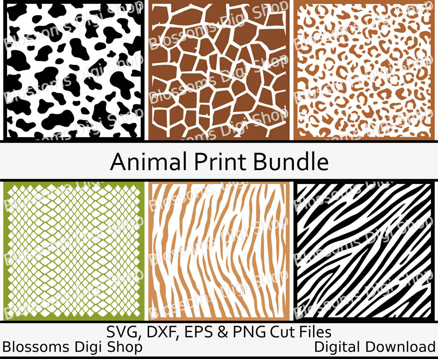 Tiger Print svg #9, Download drawings