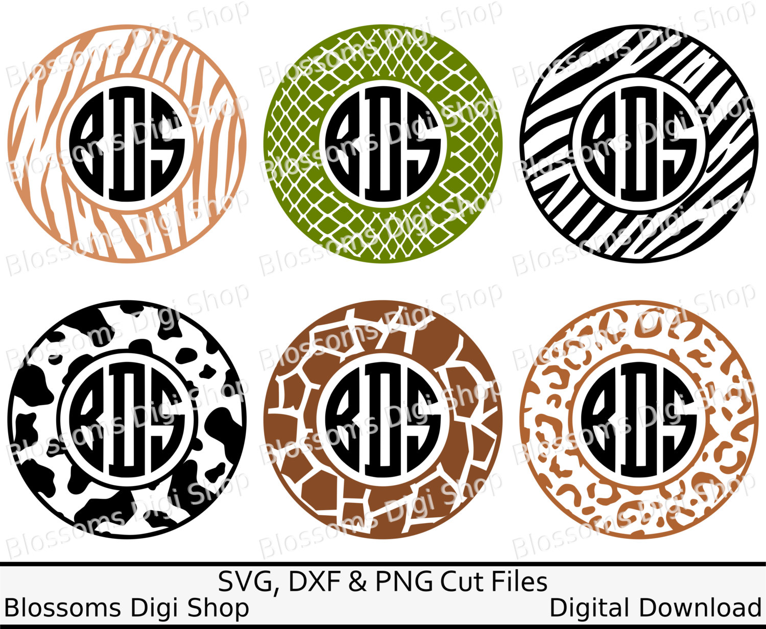 Tiger Print svg #11, Download drawings
