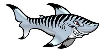 Tiger Shark clipart #20, Download drawings