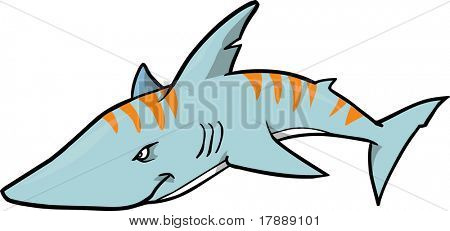 Tiger Shark clipart #17, Download drawings