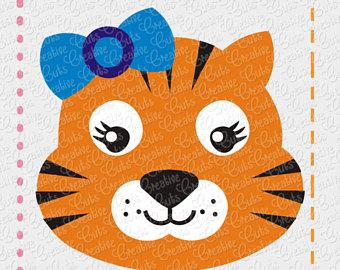 Tiger svg #15, Download drawings