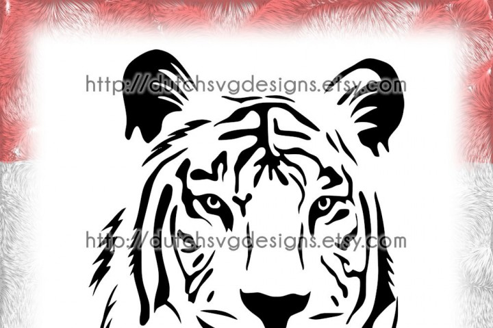 Tiger svg #1, Download drawings