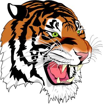 Tiger svg #7, Download drawings